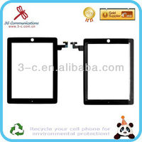 2013 hot sale! Touch Complete for ipad 2 white,black