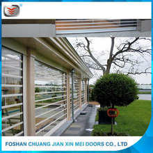 Good price new design heat insulation plastic bifold door