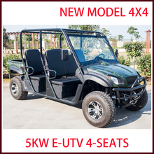 2017 new model electrical utv 4WD 4 seats, utility vehicle/4 Seater UTV