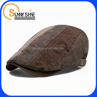 custom wholesale winter men beret cap