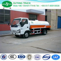 4x2 JAC 6CBM Sewer Jet Cleaning Truck With Rotate Nozzle
