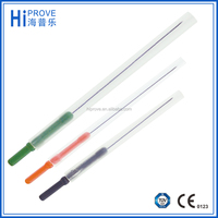 Chinese Acupuncture needle with tube