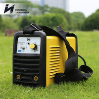 Chinese good quality best price portable igbt welding plant