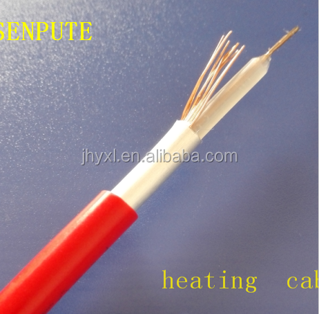 HeatTech Electric Radiant In-Floor Heating Cable System