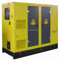 2016 New Design Fuel Less Diesel Generator with famous diesel engine