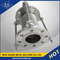 304/316L stainless steel flexible expansion joint for building