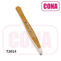 bling eyebrow tweezer new