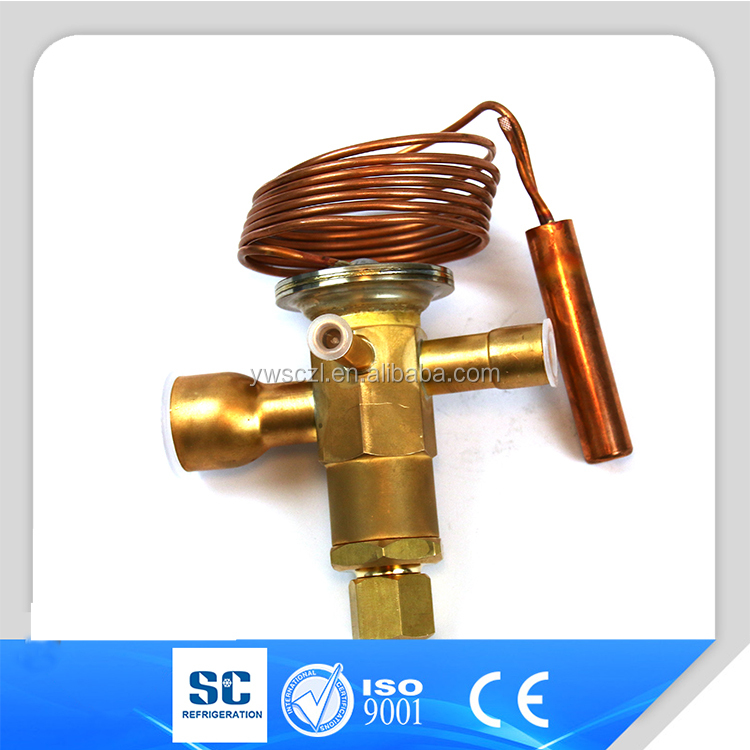 TXV air conditioner system thermal expansion valve