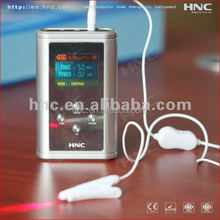 rhinitis treatment 650nm infrared laser physiotherapy rehabilitation clock for diabetic