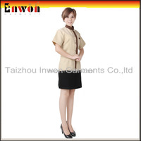 Wholesale workwear housekeeping staff uniform