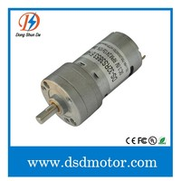 32mm diameter pm dc gear motor