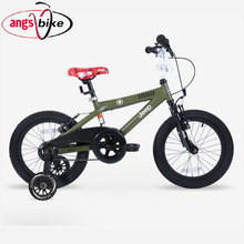 Factory OEM 12 inch kids bikes 14 inch children bicycle baby Four-wheel bike