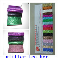 2016 shiny raw material for shoe making and sparkle wallpaper china for marriage decorations