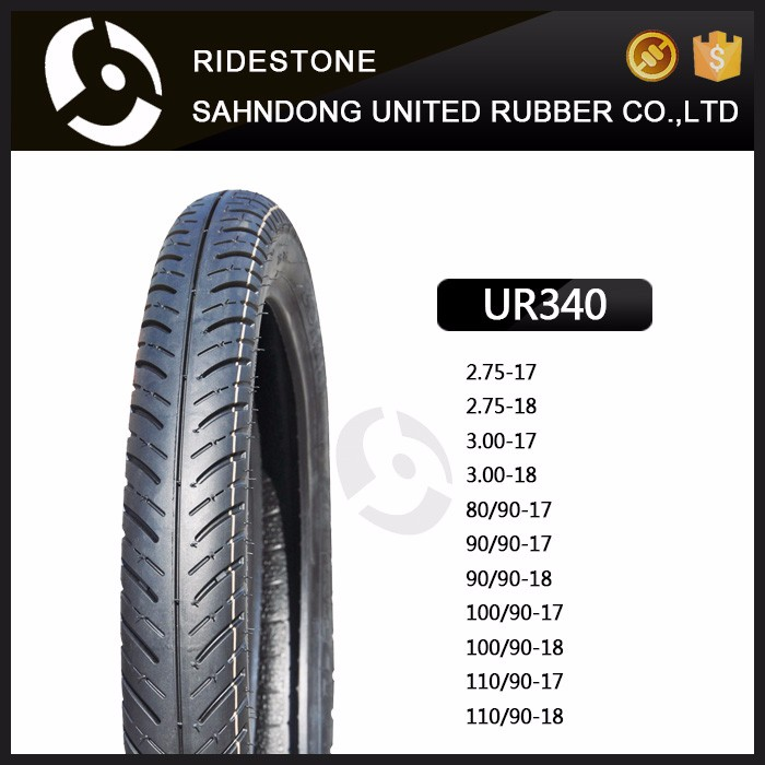 Best Selling High Quality MOTORCYCLE TIRE 80/90-17