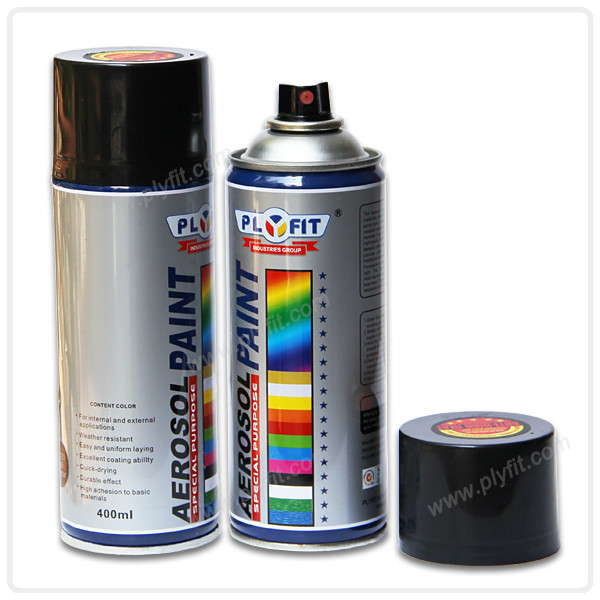 High Heat Resistant Chrome Spray Paint