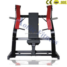 Plate Loaded Seated Incline Chest Press
