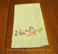 EMBROIDERY TERRY TOWELS