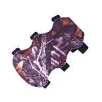 Camo color archery arm guard