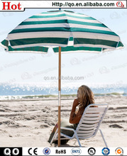 Creative design vogue fancy outdoor hawaii beach parasol for seaside wholesale