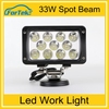 High quality 33W Cree Led Work Light Offroad Work Light