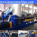 Crushing plastic recycle granulator grinder