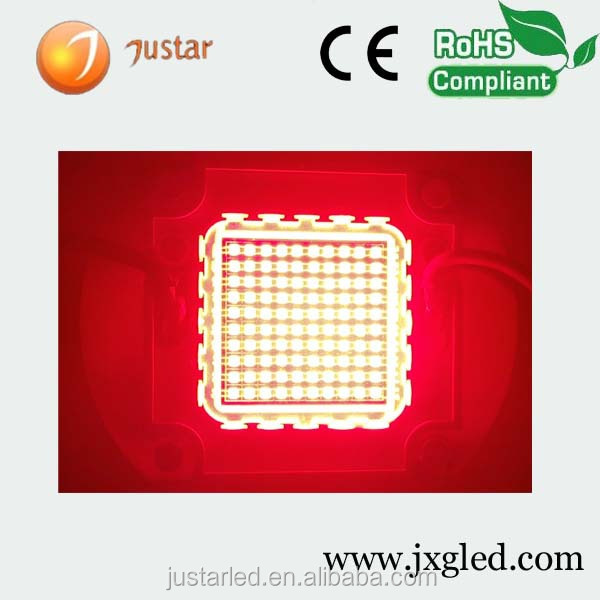 Energy efficiency diode led high power top quality 100watt 620-665nm led light pulsed laser