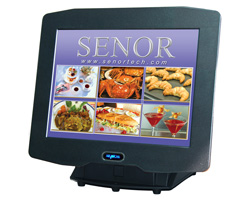 IP66 Touch POS Monitor