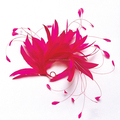 fashion feather flower