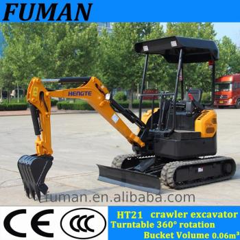 trustworthy excavator machine for sale