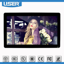 19 Inch Android Cheap Touch Screen Monitor Wall-Mounted with Wifi