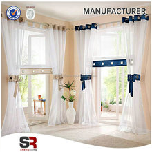 2015 Best selling product fashion line curtain products exported to dubai