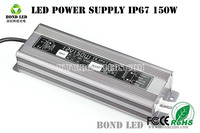 2016 200W DC12V&24V led driver with CE RoHS approval LED Driver led power supply IP67 Waterproof led driver for led lighting