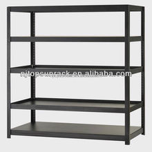 light Duty Slotted Angle Iron Shelving/Boltless Rack