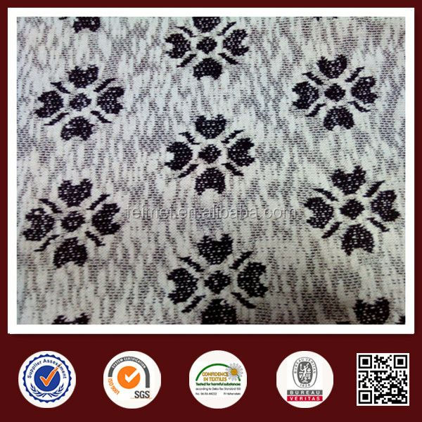 China good quality knit fabric jacquard