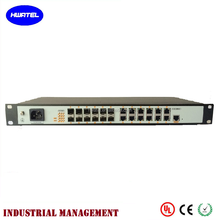 D-link original media converter DMC-3000 12 GE + 12 SFP 100/1000 ethernet gigabit network switch