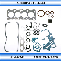 4G64/V31 MD974764 graphite gasket maker engine kit