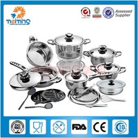 Japanese Cookware/Cookware Sets/ Surgical Steel Cookware