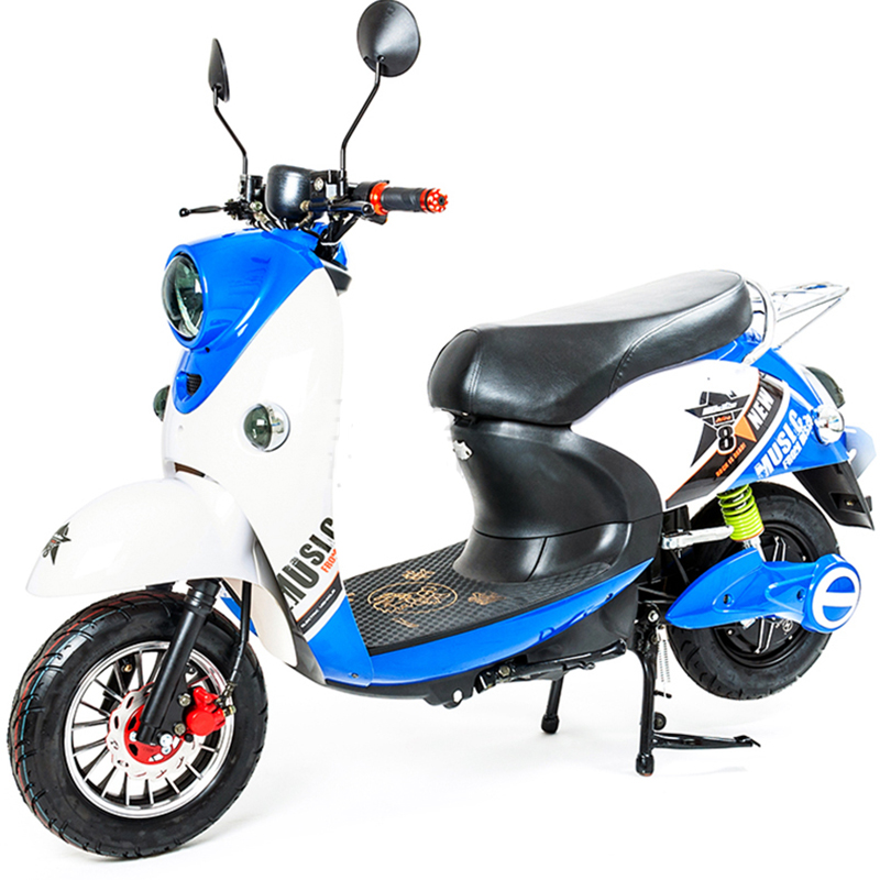 1000W Battery Powered Cheap Electric Motorcycle