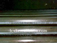 Hot Cold drawn ASTM A106 GR.B carbon seamless steel pipe