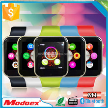 New arrival phone call smart watch support Gmail, CNN APP, ZAKER LINE, Facebook