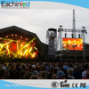 Full hd Eachinled decorative led wall Outdoor SMD stage p5 rental led curtain