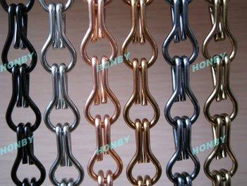 Aluminio anodizado cortina de cadena buy product on - Cortinas de cadenas ...