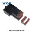 PA6 car 2 way female cheap connectors good quality 7122-4129-90