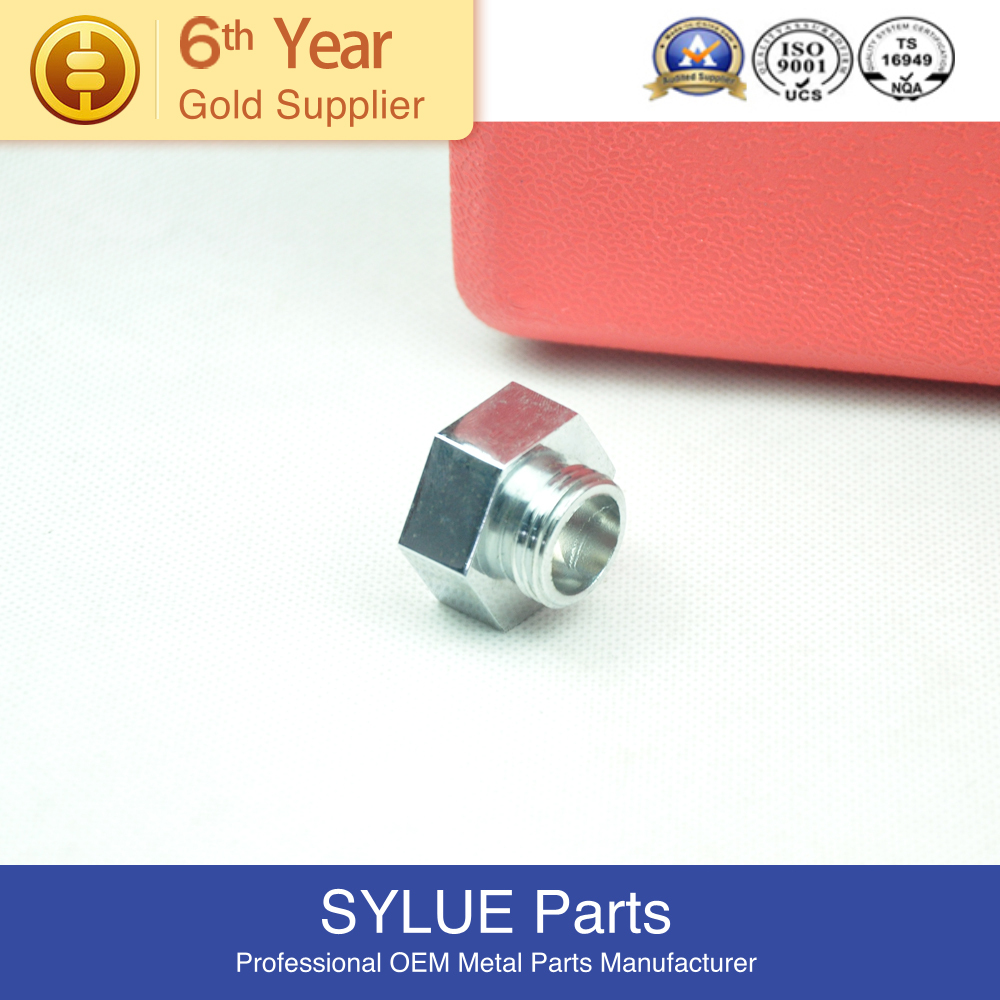 Ningbo High Precision singer sewing machine spare parts For pipe and fittings With ISO9001:2008