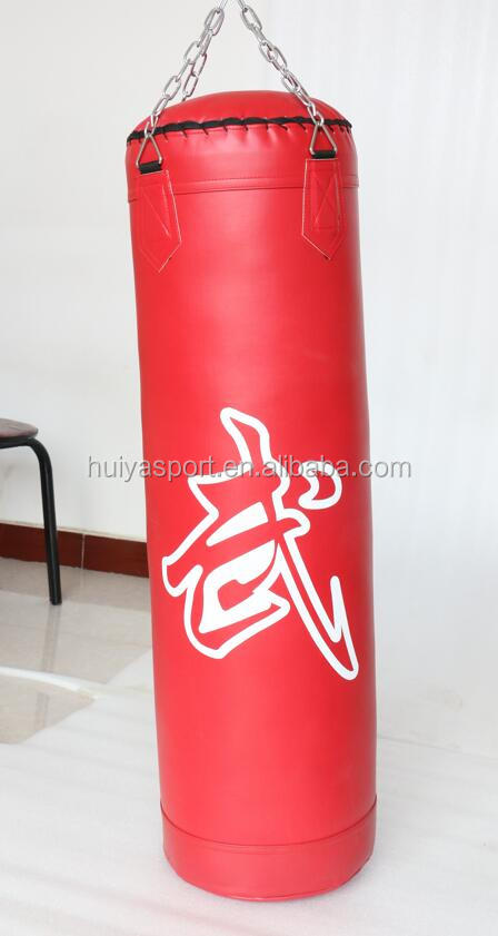 small moq boxing punching dummy with chains