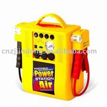 HIgh quality of 2 in 1 jump start/air compressor 17AH (CE/ROHS)