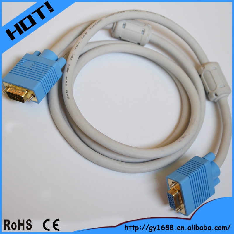 filter noise vga cable max resolution connect laptop to tv 3+5