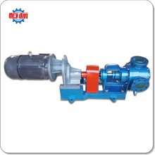 Hengbiao low rpm internal industrial pumps for high viscosity chemical acid thick paste polyester resin pump