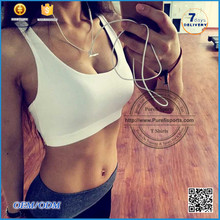 2016 Custom 2016 new Fitness Yoga Wear Nice Sexy Girl Wear Bra Custom High Quality Sports women Bra