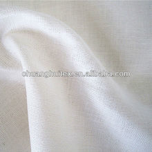 2013 new arrival white linen fabric wholesale for sofa and cushion